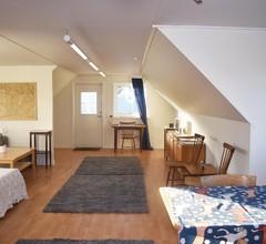 1 Zimmer Unterkunft in LISTERBY 1