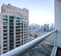 Perfektes französisches Studio in der Nähe von Burj Khalifa! 2