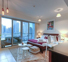 Neu eingerichtetes Studio zu Fuß vom Burj Khalifa! 2
