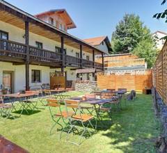 Ferienhaus mit 4 Unterteilungen in ruhiger aber zentraler Lage im Bayrischen Wald 1