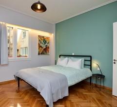 """""""Einzimmerwohnung im Zentrum von Athen mit Internet- Klimaanlage- Aufzug"""" 1"""