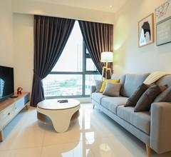 Bukit Bintang 1 Schlafzimmer Luxuriöses Haus für 4 Personen 1