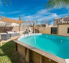 Herrliche Wohnung für 7 Leute mit W-LAN, privatem Pool, Klimaanlage, TV und Haustiere erlaubt 2