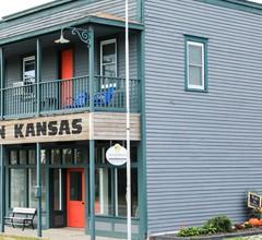 Der alte Riverton Post - helle, wunderliche Weinlesewohnung auf Kansas-Weg 66 2