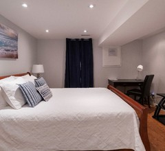 Ein modernes Studio-Apartment für einen komfortablen Aufenthalt in Toronto 1