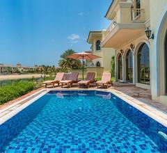Moderne und stilvolle Palm Jumeirah Villa 2