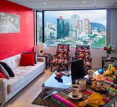 Herrliches 1-Bett-Apartment mit herrlichem Bergblick + beste Lage + WLAN + Ausstattung 1