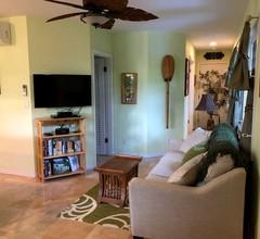 """Koi Palms Luxury Cottage 'kurzer Fußweg zum Kailua Beach 1"