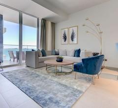 Luxusapartment mit Blick auf das Meer und den Burj Al-Arab! 1