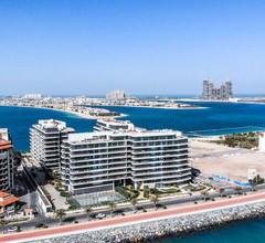 Luxusapartment mit Blick auf das Meer und den Burj Al-Arab! 2