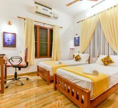 Das Peters Inn liegt in einer der ältesten Wohngegenden von Fort Kochi 2