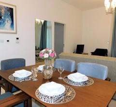 Erstaunliche Meerblick-Wohnung in Palm Jumeirah 1