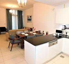 Erstaunliche Meerblick-Wohnung in Palm Jumeirah 2