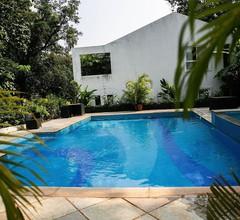 Estadias Luxus 3BHK Pool Villa Goa 1