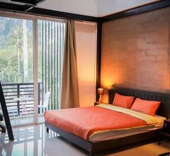 Baan Glur: privates 2-stöckiges Reihenhaus, komplett ausgestattet für Ihre Bequemlichkeit 2