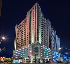 Moderne High Rise Blick Wohnung von Las Vegas Strip In The Heart Of The Downtown Dist 2