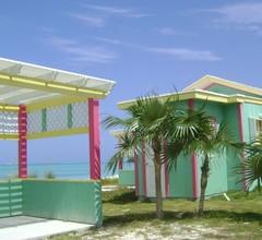Abgelegenen Strand Haus auf Hoopers Bay, Great Exuma, Bahamas 1