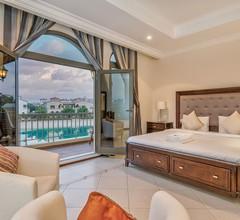 Schöne Villa mit Meerblick auf der Palm Jumeirah 2