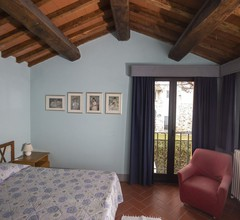 Old hay-barn, completely refurbished, in the middle of a hillside olive grove, with a lovely view, 7 km from the sea - Sarzana 1