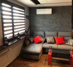 Klimatyzowane 40 metrowe bardzo komfortowe mieszkanie typu studio 1