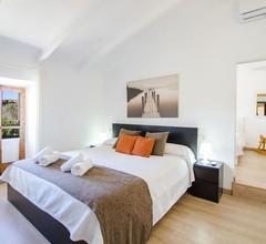 Schöne Wohnung für 8 Leute mit W-LAN, Klimaanlage, privatem Pool, TV, Balkon und Parkplatz 1
