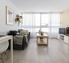 Helle neu renovierte Wohnung 1