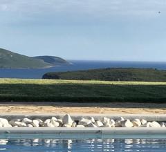Villa Kamaria Luxusvilla mit privatem Pool, Terrassen, Tal- und Meerblick 2