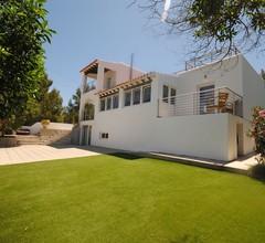 Moderne Villa mit privatem Pool, in der Nähe der Beach & San Antonio Bay 2