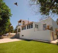 Moderne Villa mit privatem Pool, in der Nähe der Beach & San Antonio Bay 1