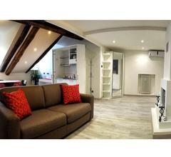 Das Königs Nest- Ferienhaus für kurze Miete in der Innenstadt von Turin 1