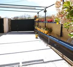 Rustikales Haus für 10 Personen mit Fußballplatz 2