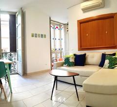Apartment mit 1 Schlafzimmer + Schlafsofa - Neben dem Zentralmarkt 2