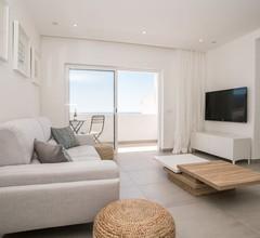 Zentrales Apartment mit zwei Schlafzimmern Praia Da Luz 1