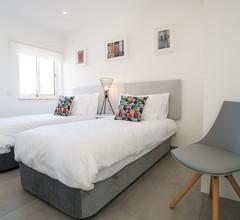 Zentrales Apartment mit zwei Schlafzimmern Praia Da Luz 2