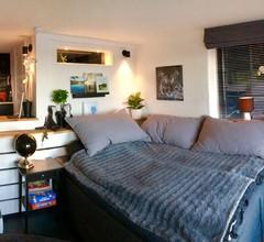 Gemütliches Studio, schöner Seeblick und Sauna 1