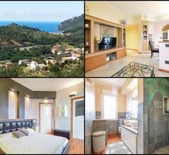 Prottix Home Design Meerblickwohnung Sestri Levante Riva Trigoso 5 terre 2