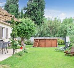 Au Pied des Tours - Ein schönes Ferienhaus, nur wenige Gehminuten von Chateaurenard entfernt 1