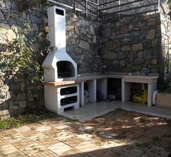 Haus mit Garten an der italienischen Riviera in der Nähe der Französisch Riviera 2