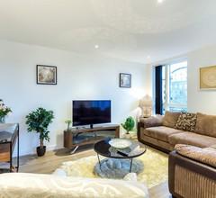 Apartment-Komfort-Eigenes Badezimmer-Balkon 2