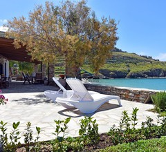 """Das """"Stone Beach House"""" direkt am Strand in Kampi, nahe Koundouros 1"""