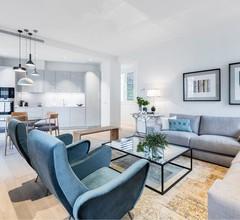 """""""Justicia Apartment - Apartment mit Zwei Schlafzimmern- 5 Personen"""" 2"""