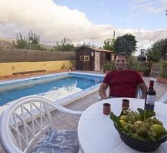 Landhaus in San Bartolome de Tirajana mit privatem Pool und kostenfreiem WLAN 1