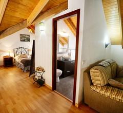 Schönes traditionelles Haus in ländlicher Umgebung 1