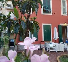 Unabhängige Villa mit Garten im Zentrum von Rapallo 1