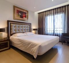 Luxus Apartment mit 2 Schlafzimmern und Meerblick im 5 * Spa Resort 1