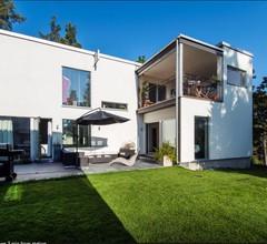 Exklusives modernes Haus 300 m vom Bahnhof entfernt. In der Nähe von Stadt, Wasser und Natur 1