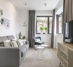 Riverside by Forever Rentals Deluxe-Apartment mit 2 Schlafzimmern und Blick auf Ría. Wifi 1
