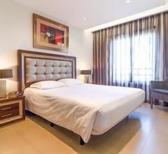 Zwei-Zimmer-Wohnung mit Zwischengeschoss und herrlichem Meerblick 1