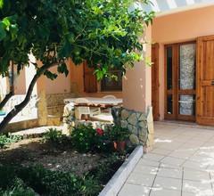 schönes Haus mit Panorama-Terrasse am Strand von Solanas, Klimaanlage 2