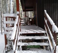 Kleine Holzhütte in Sila in 1.300 Metern Höhe von allem entfernt 1